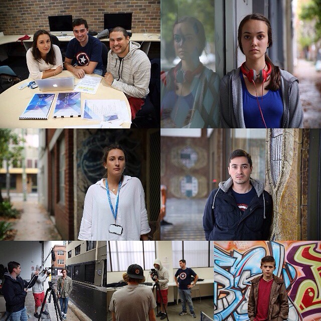Ad Students make TVC against domestic violence (1/3)