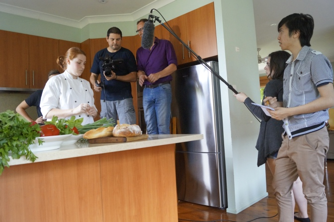 Ad Students create new commercial for MyDish
