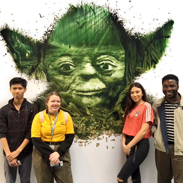 Digital storytelling at Star Wars Identities
